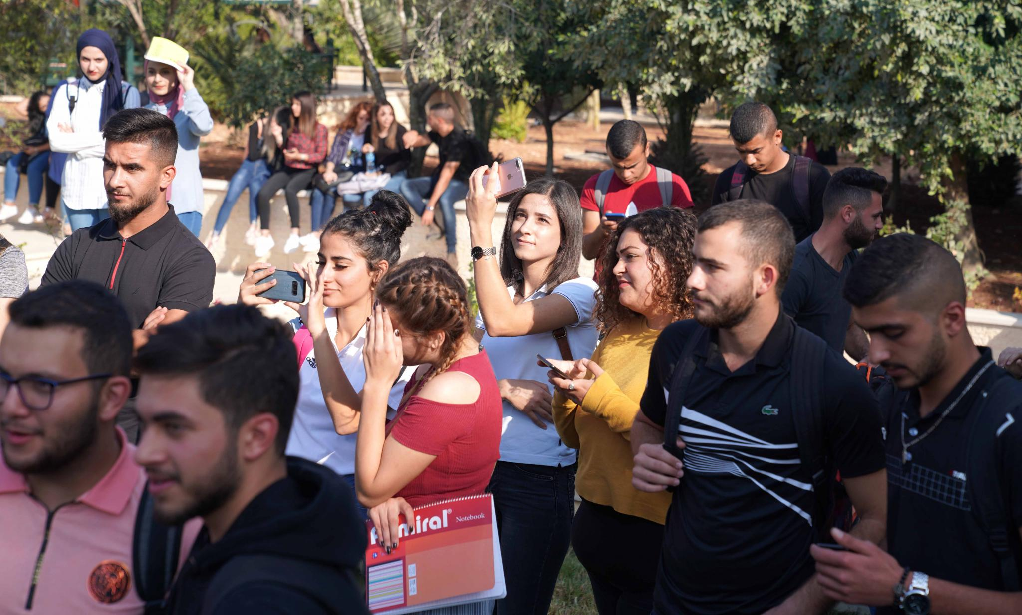 AAUP Organize an Entertainment Day for Its Students