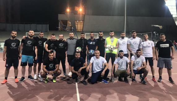 بطولة رمضانية لكرة القدم في الجامعة
