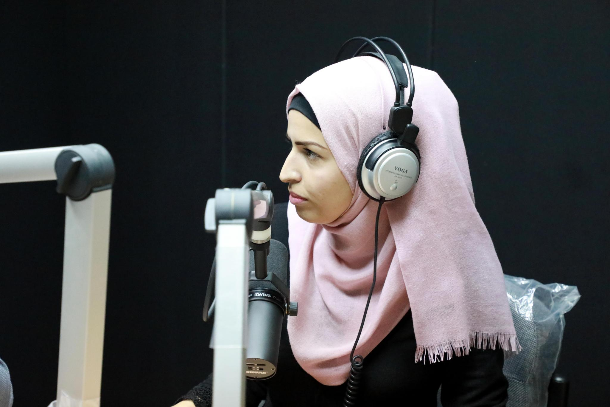 Arab American University's Radio