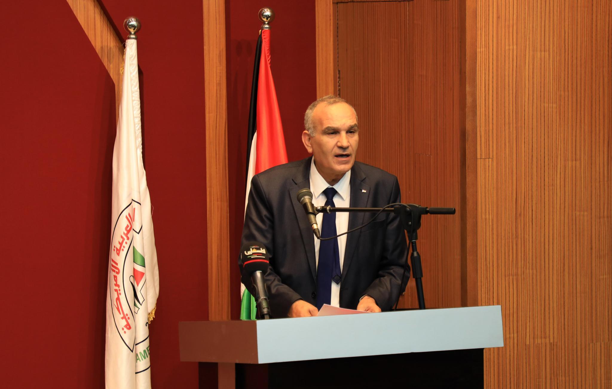 وزير الاتصالات خلال كلمته في الندوة