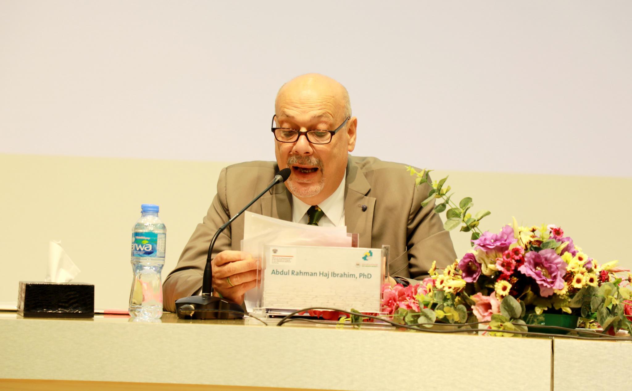Dr. Abdul Rahman Haj Ibrahim