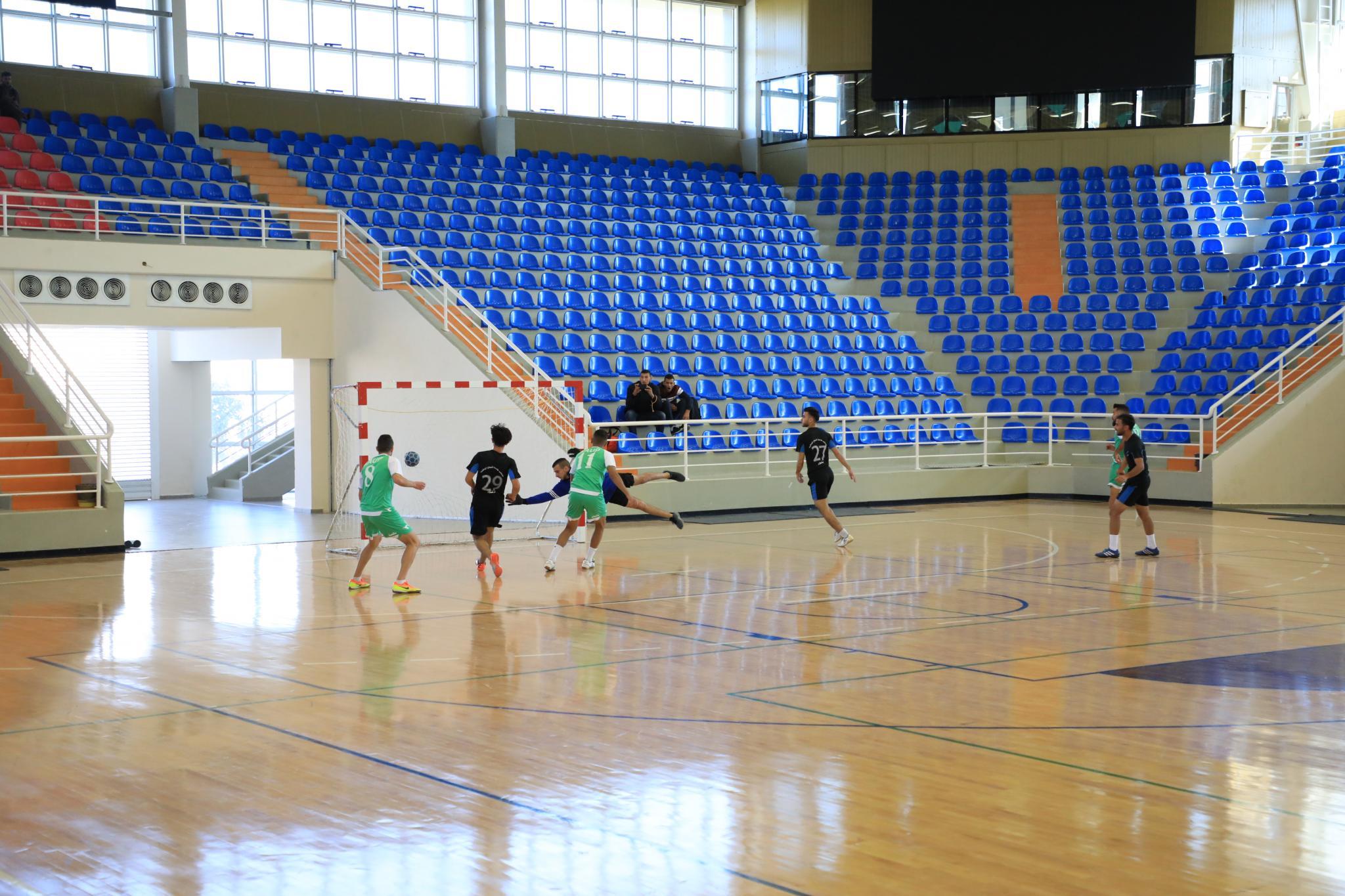 Football AL-Khmasiat Championship for Universities