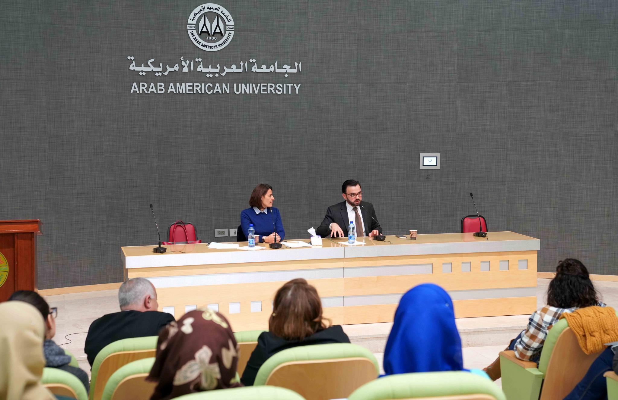 the visit of Minister of Culture Dr. Ihab Bseiso to the university