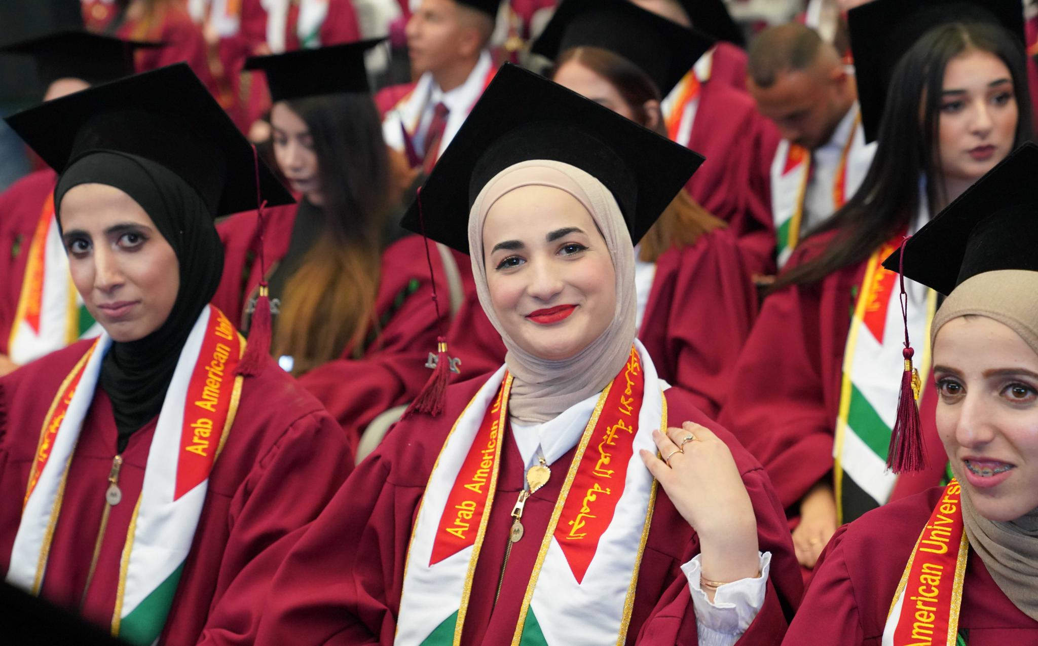 AAUP Celebrating the Graduation Ceremonies of its 17th and 18th Cohorts from the Faculties of Allied Medical Sciences and Nursing