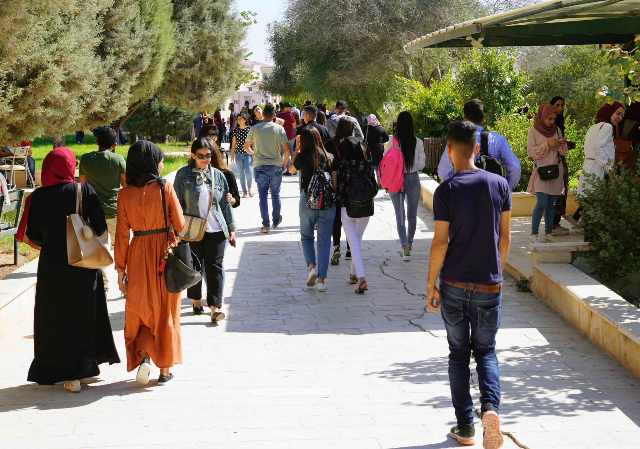 انطلاق العام الأكاديمي 2019\2020 في الجامعة