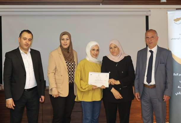 """AAUP Participates in the """"Young Women Leadership Program"""""""