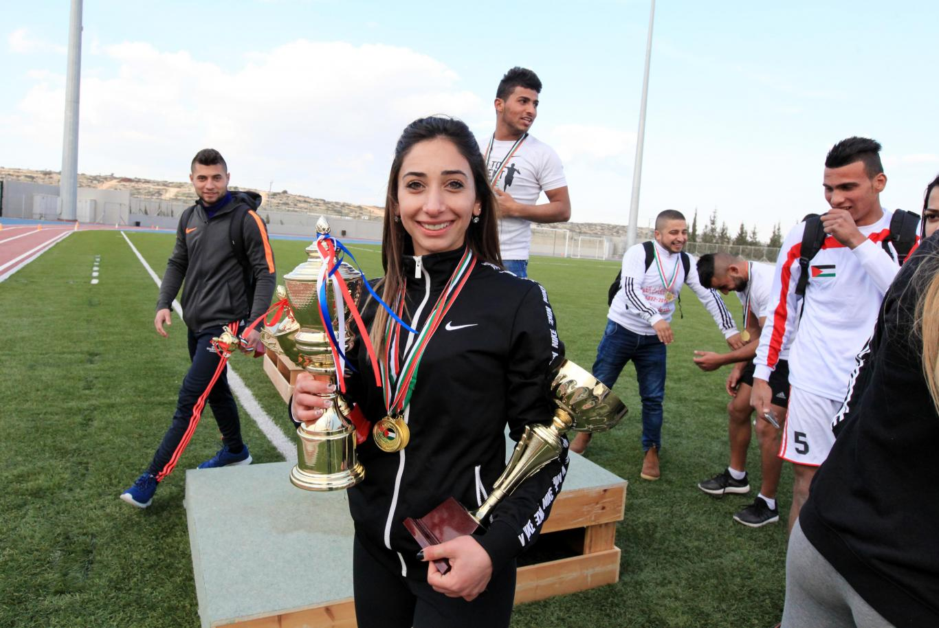 Athletics Championship for the students of Sports Sciences Department
