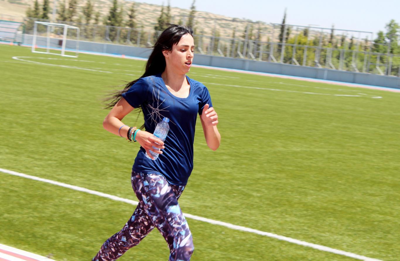Palestinian Universities Athletics Championship