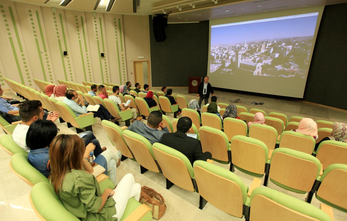 University Ramallah Headquarter
