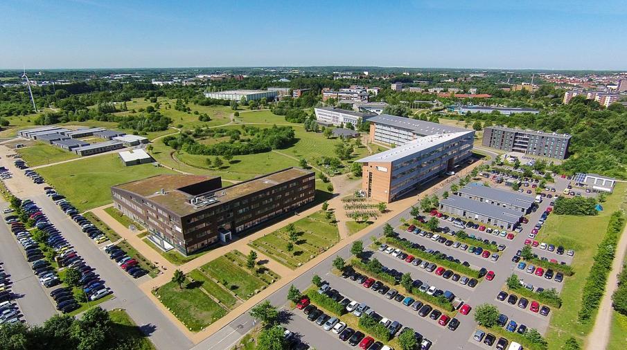 جامعة أوروبا فلنسبورغ الألمانية