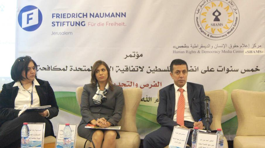 During the Conference