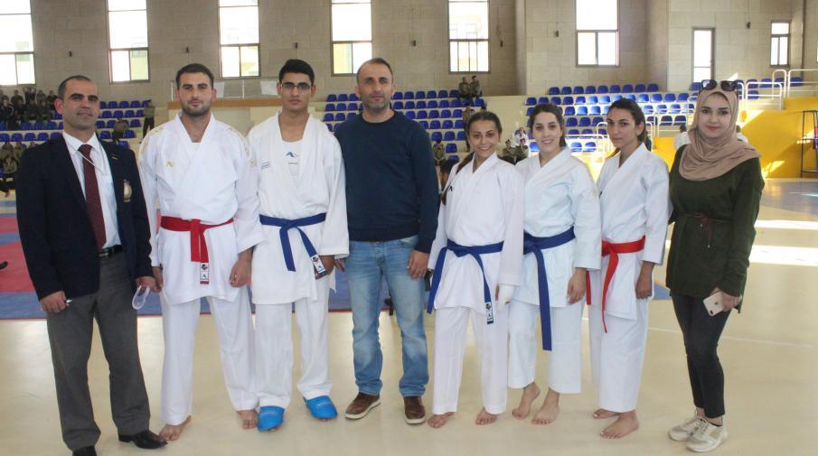 University Team for Karate
