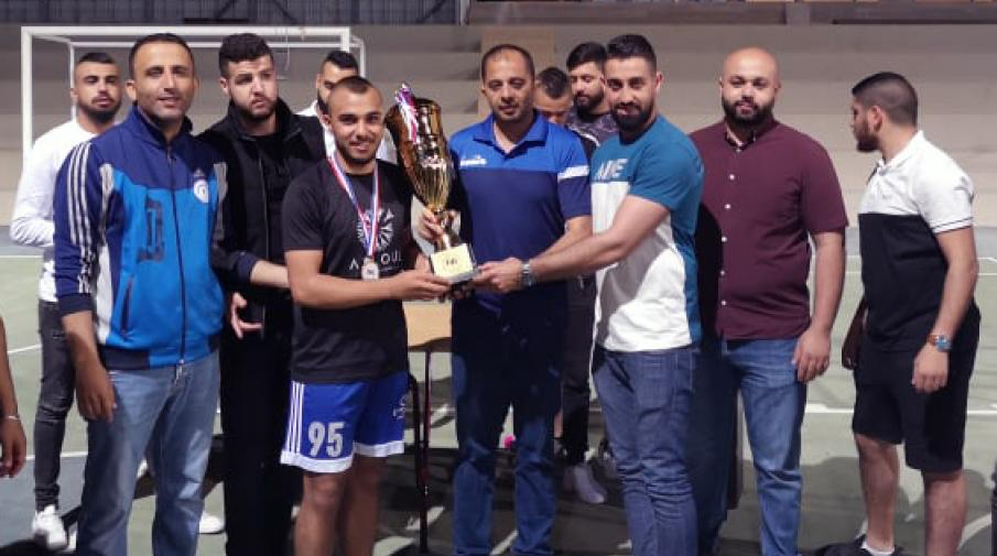 Ramadan Championship for Football at the University