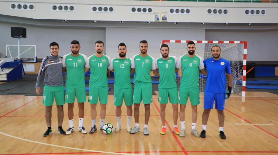 AAUP and Al-Najah University are Qualified for the 1st Group of Universities Football AL-Khmasiat Championship