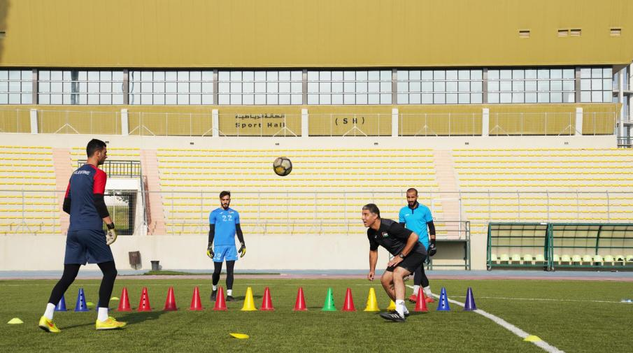Part of the trainings