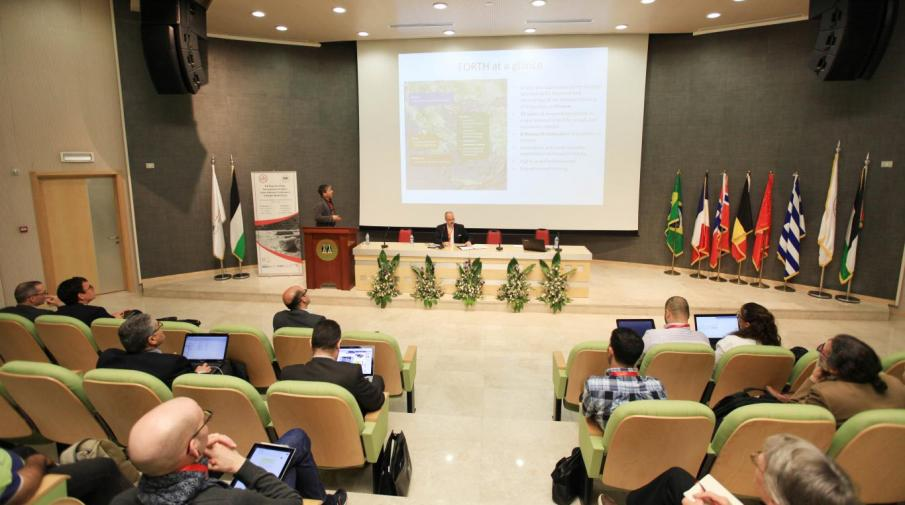 From the conference