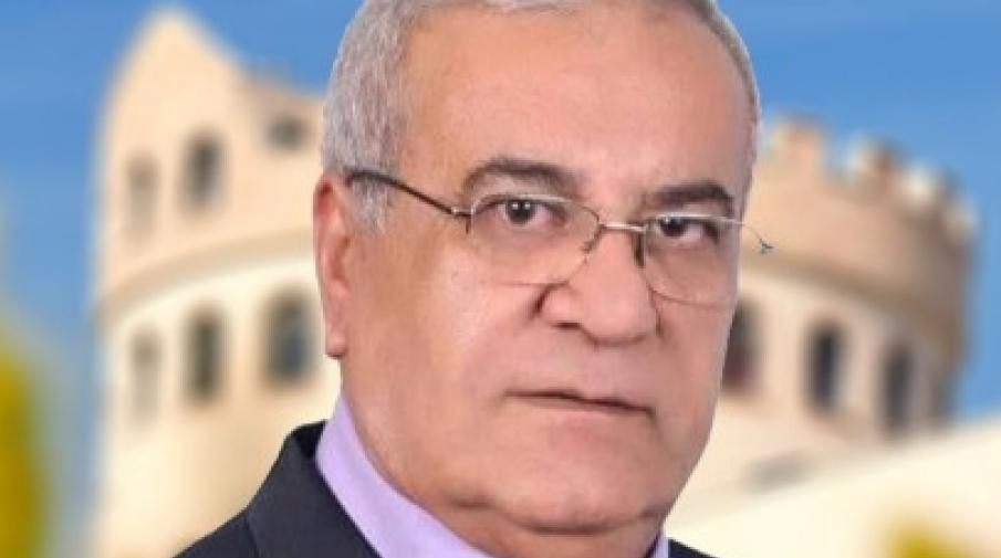 البروفسور خالد أبو عصبة