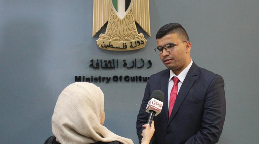 Mohammad Ghannam takes over as Culture Minister