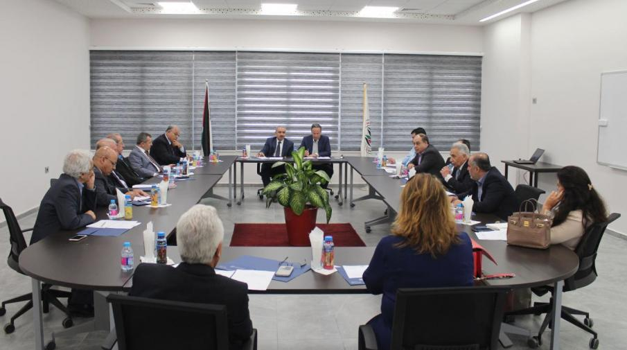From the meeting during the Fourth Session opening