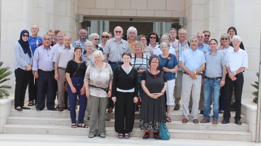The German Delegation visit