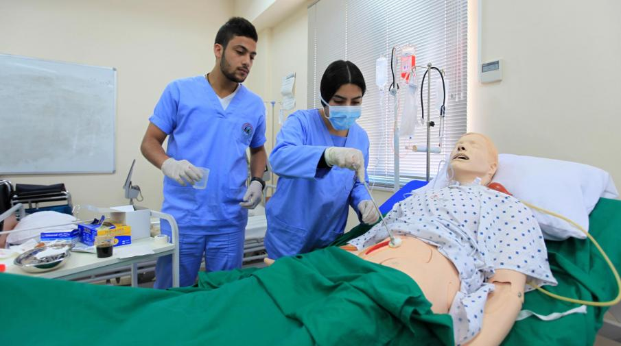 The university achieves the highest success rate in the medical profession exams in the 48 Palestinian territories