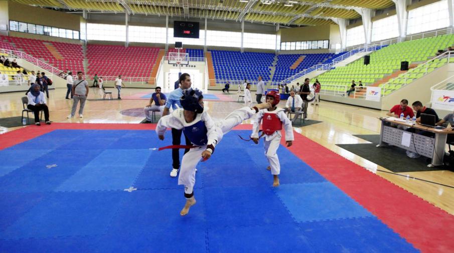 Third Korean Ambassador Taekwondo Championship