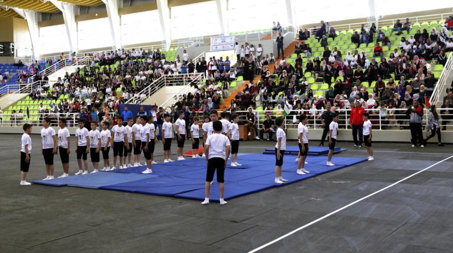 Part of the activities