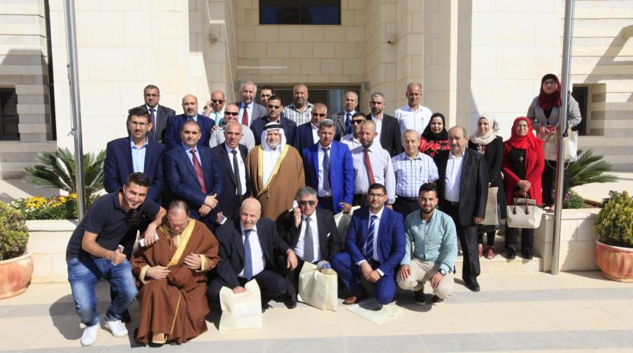 From the Palestinian Public Relations Forum visit