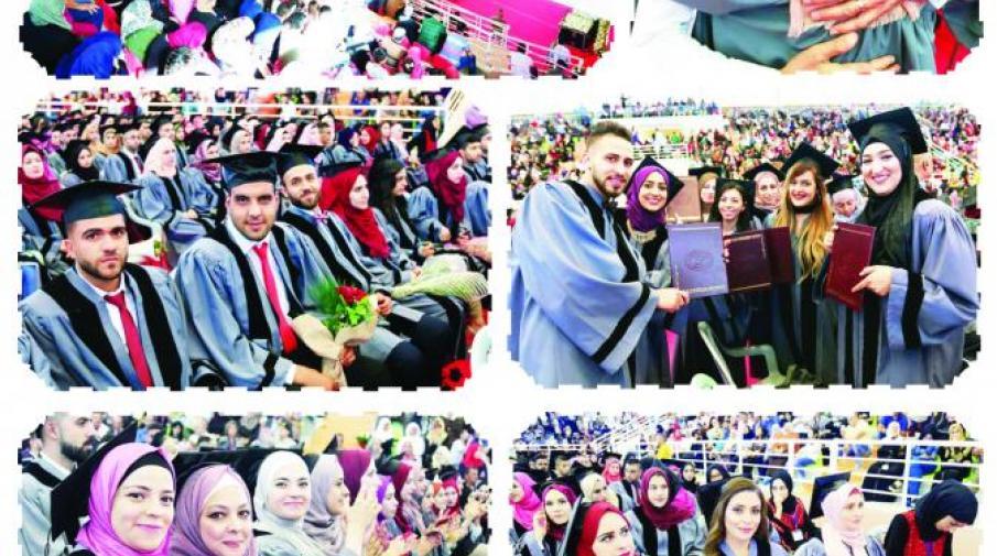 حفل تخريج الفوج الرابع عشر في عيون الصحافةThe 14th Cohort Graduation Ceremony in Press