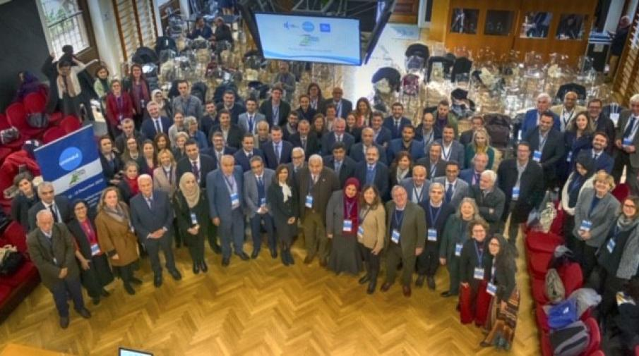 The Participants in the meetings of the UniMed General Assembly for the Mediterranean Universities Union