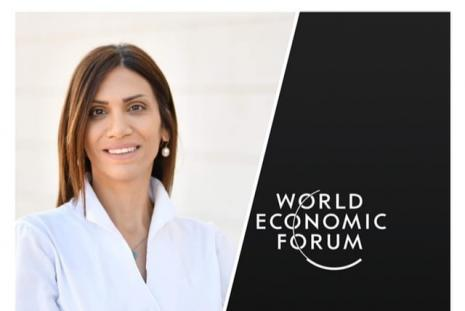 World Economic Forum Chooses Dr. Dalal Iriqat- the Vice President for International Relations among the most Inspiring and Responsible Young Global Leaders for 2021