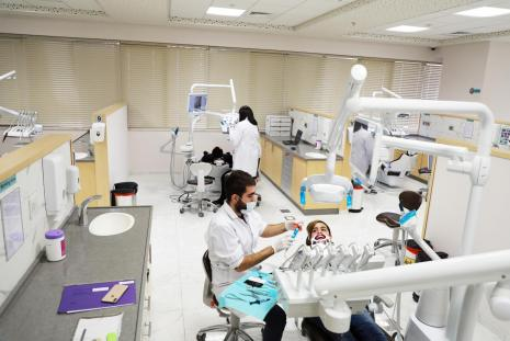 Accreditation for new disciplines in dentistry field