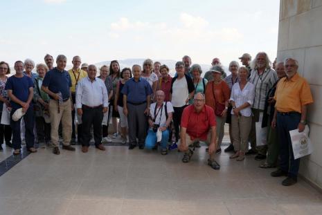 German Delegation visits the University