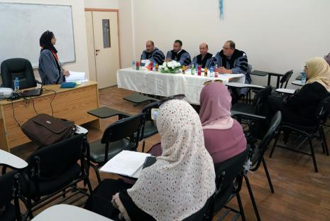 """Thesis Defense about """"Multiline Regression: Main Causes of Traffic Accidents in Jenin as a Case Study"""""""