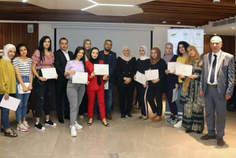 AAUP students who participated in the program
