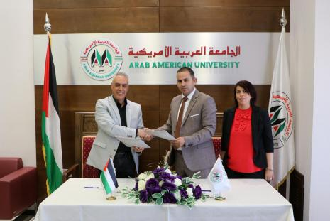 AAUP and ACT Sign MoU