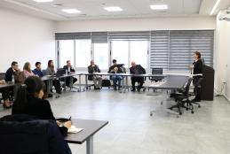 "The University organizes a lecture entitled ""Archiving between International Concept and Palestinian Concept"""