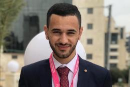 الطالب رضا ابو شيخة