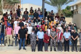 AAUP Organizes a Workshop for Students About the Legal Forms of Dealing With Crimes
