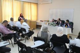 Researcher Majd Riad Assaf Defense