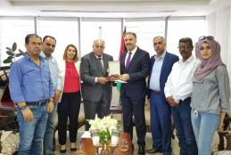 The University Grants the Palestinian Broadcasting Corporation (PBC) a Copy of a Digital Archive