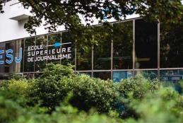 المدرسة العليا للصحافة في باريس
