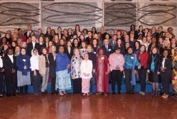 هيئة الأمم المتحدة للمرأة UN Women تختار أستاذة من الجامعة لتمثيل فلسطين في الندوة الدولية رفيعة المستوى في روما لتعزيز مشاركة المرأة في عمليات صنع القرار