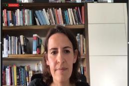 الدكتورة ناهد حبيب الله أستاذة العلوم الاجتماعية والأدب والتواصل الثقافي
