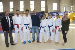 University Team for Karate