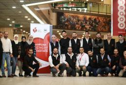 The Heart Center at the University holds awareness activities