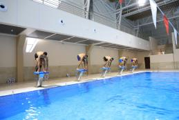 Announcement: A Swimming Course in the Half-Olympic Swimming Pool in AAUP