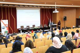 """الجامعة تستقبل طلبة الداخل """"البجروت"""" في فعاليات اليوم المفتوح لتعريفهم بالبرامج الأكاديمية"""