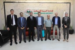 Part of the meeting with the Turkish Cultural Attaché