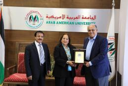 The University welcomes the Minister of Health and discuss ways of cooperation